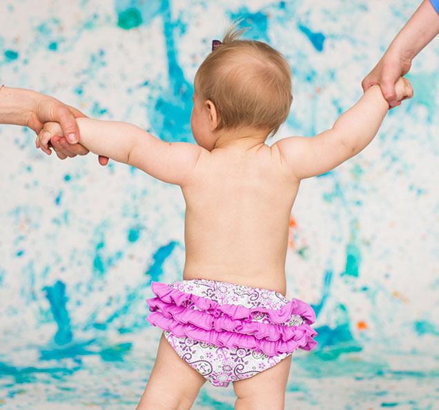 UV-protection   children's swimwear